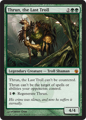 Thrun, the Last Troll on Channel Fireball