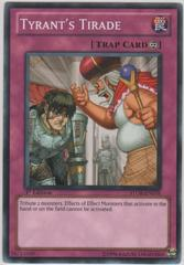 Tyrant's Tirade - STOR-EN078 - Common - 1st Edition