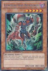 Elemental Hero Necroshade - DT04-EN007 - Parallel Rare - Duel Terminal