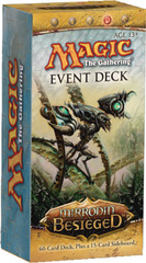 Mirrodin Besieged Event Deck - Into the Breach on Channel Fireball