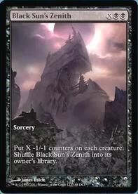 Black Sun's Zenith (Mirrodin Besieged Game Day)