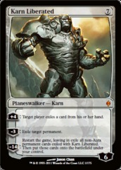 Karn Liberated (NPH)
