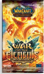 War of the Elements Booster Pack