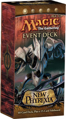 New Phyrexia Event Deck: War of Attrition on Channel Fireball