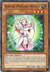 Serene Psychic Witch - EXVC-EN026 - Common - 1st Edition