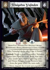 Daigotsu Yajinden (Experienced 3)