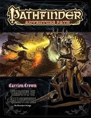 Pathfinder Adventure Path #48: Shadows of Gallowspire (Carrion Crown 6 of 6)