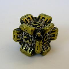 Individual Die - Yellow Rare