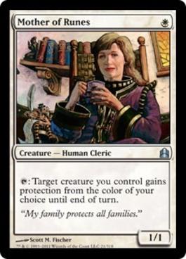 Mother of Runes