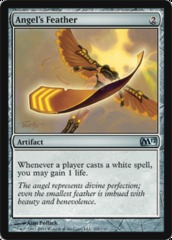 Angel's Feather on Channel Fireball