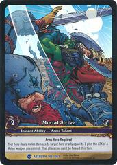 Mortal Strike - EA Foil