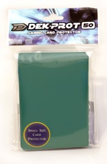 Dek Prot 50ct. Yugioh Sized Sleeves - Ivy Green