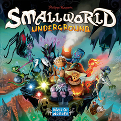 Small World Underground - In Store Sales Only