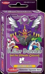 Killer Bunnies and the Ultimate Odyssey: Burn Baby Burn Elements Expansion Deck