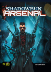 Shadowrun: Arsenal (Reprint)