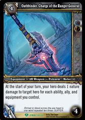 Oathbringer, Charge of the Ranger-General - Foil