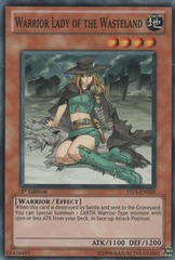Warrior Lady of the Wasteland - YS11-EN020 - Common - 1st Edition