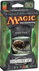 Magic 2012 Intro Pack - Entangling Webs on Channel Fireball