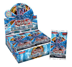 Generation Force 1st Edition Booster Box