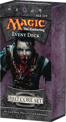 Magic 2012 Event Deck: Vampire Onslaught on Channel Fireball