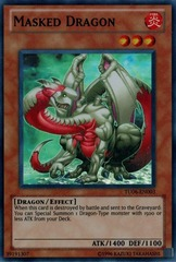 Masked Dragon - TU06-EN003 - Super Rare - Promo Edition