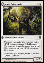 Ajani's Pridemate on Ideal808