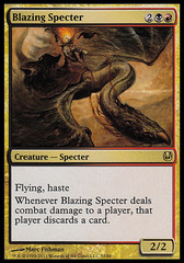 Blazing Specter on Channel Fireball
