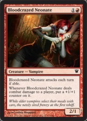 Bloodcrazed Neonate on Channel Fireball