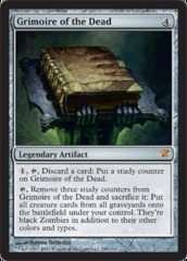 Grimoire of the Dead (ISD)