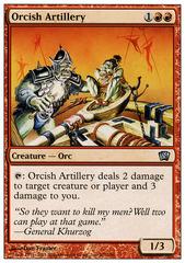 Orcish Artillery - Foil
