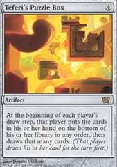 Teferi's Puzzle Box - Foil