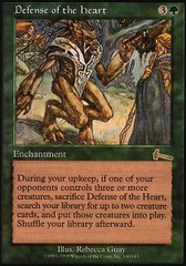 Defense of the Heart - Foil