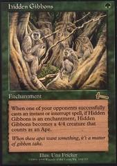 Hidden Gibbons - Foil