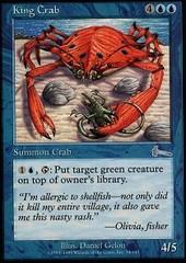 King Crab - Foil