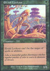 Elvish Lookout - Foil
