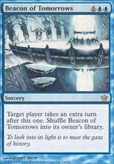 Beacon of Tomorrows - Foil on Channel Fireball