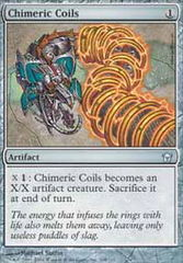 Chimeric Coils - Foil