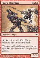 Krark-Clan Ogre - Foil