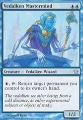 Vedalken Mastermind - Foil