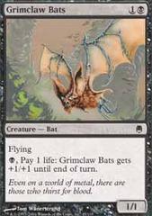 Grimclaw Bats - Foil