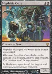 Mephitic Ooze - Foil