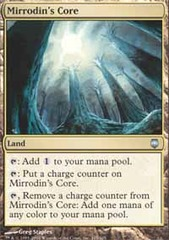 Mirrodin's Core - Foil on Ideal808