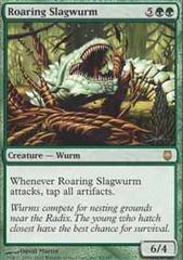 Roaring Slagwurm - Foil