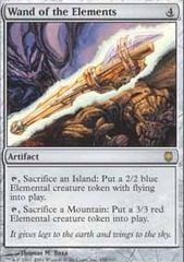 Wand of the Elements - Foil