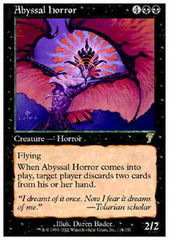 Abyssal Horror - Foil on Channel Fireball