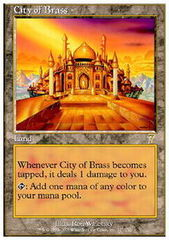 City of Brass - Foil on Channel Fireball