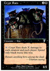 Crypt Rats - Foil on Channel Fireball