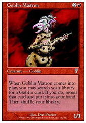 Goblin Matron - Foil on Channel Fireball