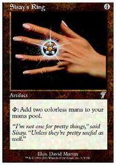 Sisay's Ring - Foil