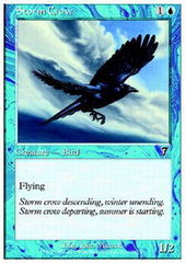 Storm Crow - Foil on Channel Fireball